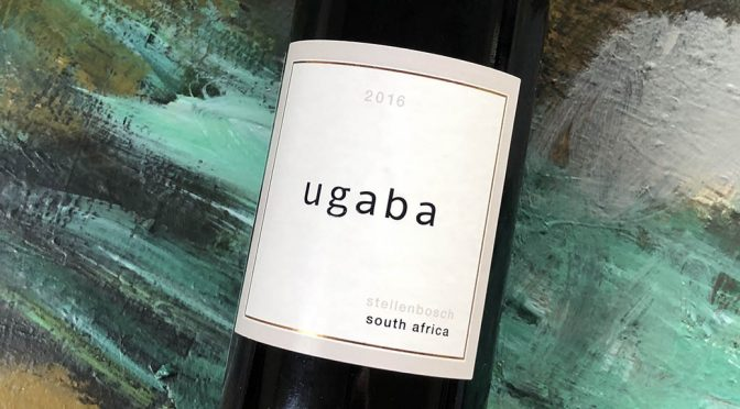 2016 Anwilka Vineyards, Ugaba, Stellenbosch, Sydafrika