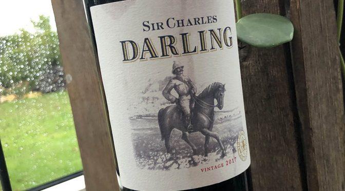 2017 Darling Cellars, Sir Charles Darling, Western Cape, Sydafrika