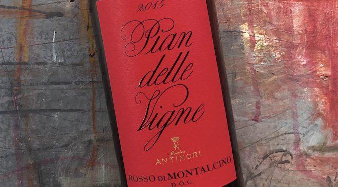 2015 Marchesi Antinori, Pian delle Vigne Rosso di Montalcino, Toscana, Italien