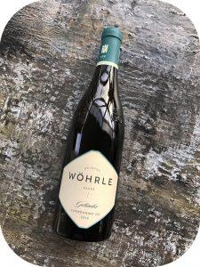 2018 Weingut Wöhrle, Lahrer Kronenbühl Gottsacker Chardonnay GG, Baden, Tyskland