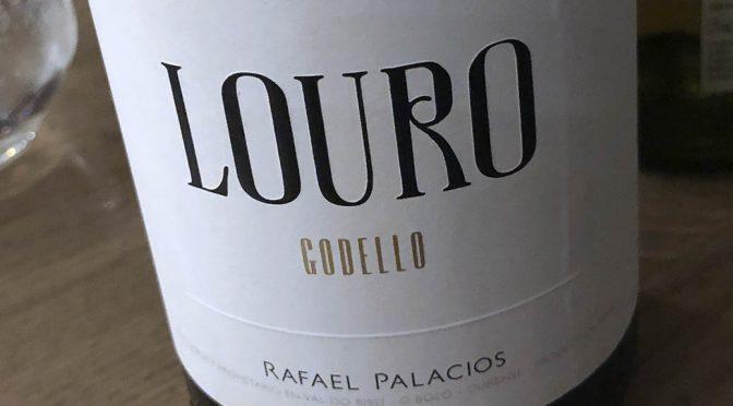 2017 Rafael Palacios, Louro Godello, Valdeorras, Spanien