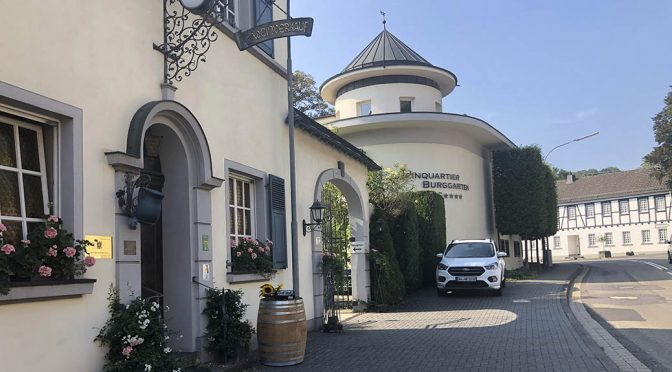 2018 Weingut Burggarten, Weissburgunder, Ahr, Tyskland