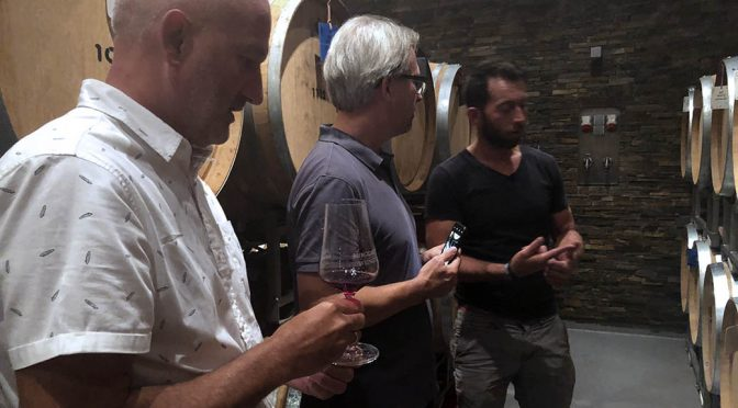 Besøg hos Weingut Burggarten … og den rare vinmager Paul Schäfer