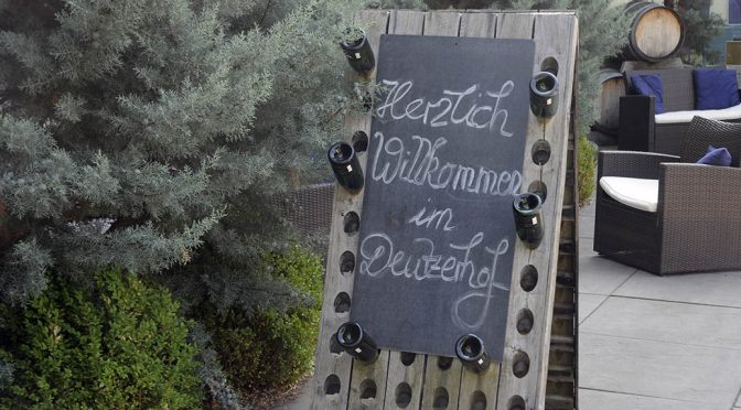 2016 Weingut Deutzerhof, Mayschosser Spätburgunder Cossmann-Hehle, Ahr, Tyskland