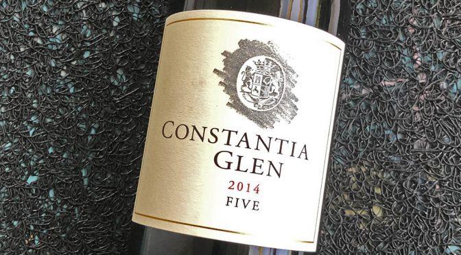 2014 Constantia Glen, Five, Western Cape, Sydafrika