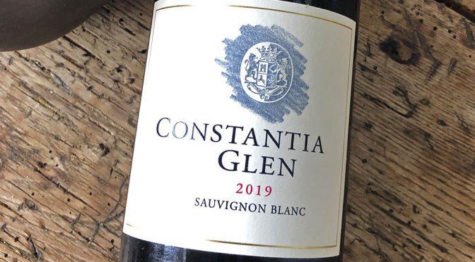 2019 Constantia Glen, Sauvignon Blanc, Western Cape, Sydafrika