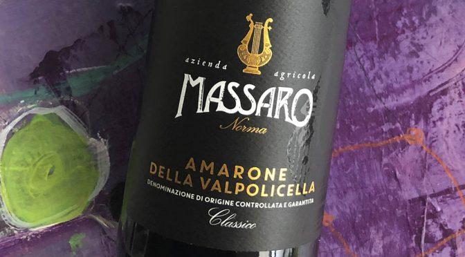 2015 Massaro Norma, Amarone della Valpolicella Classico, Veneto, Italien
