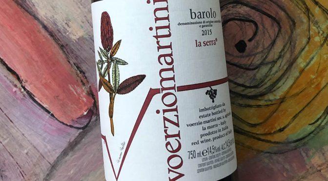 2015 Voerzio Martini, Barolo La Serra, Piemonte, Italien