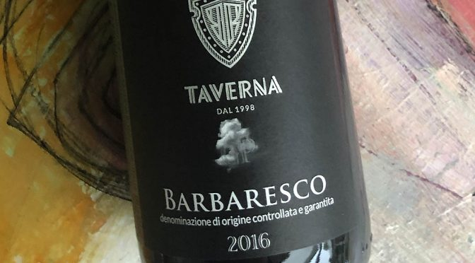 2016 Taverna Wines, Barbaresco GP, Piemonte, Italien