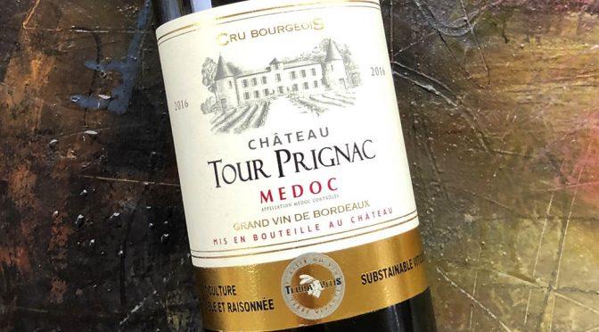 2016 Château Tour Prignac, Médoc Cru Bourgeois, Bordeaux, Frankrig