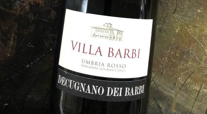 2016 Tenuta Decugnano dei Barbi, Villa Barbi Rosso Umbria IGT, Umbrien, Italien