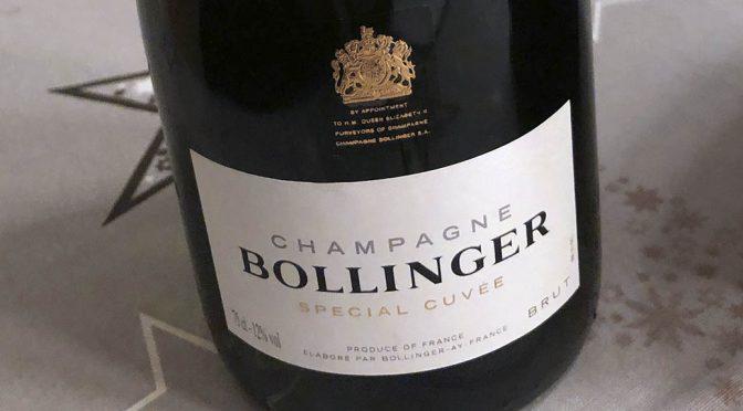 N.V. Bollinger, Special Cuvée, Champagne, Frankrig