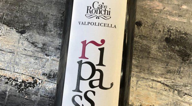 2012 Ca´ Dei Ronchi, Valpolicella Ripasso, Veneto, Italien