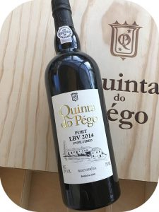 2014 Quinta do Pégo, Port LBV Unfiltered, Douro, Portugal