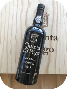 2017 Quinta do Pégo, Vintage Port, Douro, Portugal