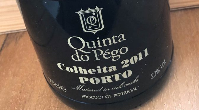 2011 Quinta do Pégo, Colheita Port, Douro, Portugal