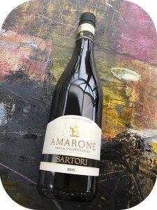 2015 Sartori, Amarone della Valpolicella, Veneto, Italien