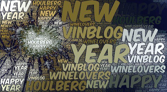 Houlbergs Vinblog ønsker alle godt nytår … en stor tak og status