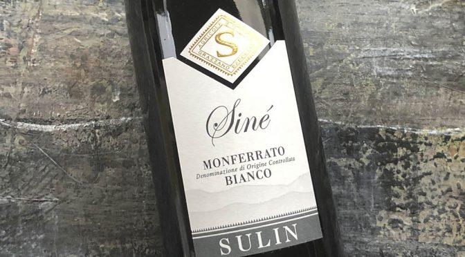 2018 Sulin, Siné Monferrato Bianco, Piemonte, Italien