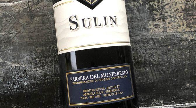 2016 Sulin, Barbera del Monferrato, Piemonte, Italien