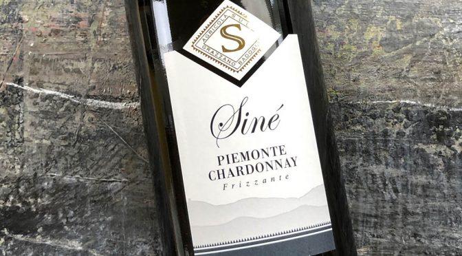 2017 Sulin, Siné Chardonnay Frizzante, Piemonte, Italien