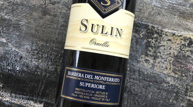 2015 Sulin, Barbera del Monferrato Superiore Ornella, Piemonte, Italien