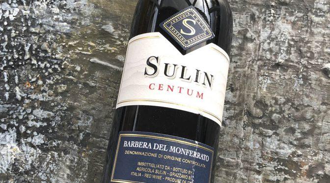2017 Sulin, Centum Barbera del Monferrato, Piemonte, Italien