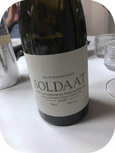 2016 Sadie Family Wines, Soldaat, Swartland, Sydafrika
