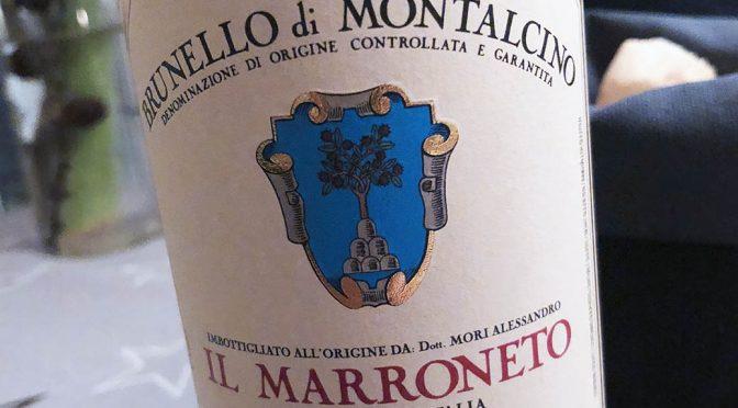 2011 Il Marroneto, Brunello di Montalcino Il Marroneto, Toscana, Italien