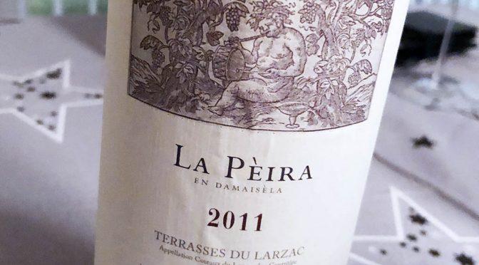 2011 La Pèira en Damaisèla, La Pèira Rouge, Languedoc, Frankrig
