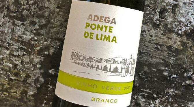 2018 Adega Ponte de Lima, Vinho Verde Branco, Minho, Portugal