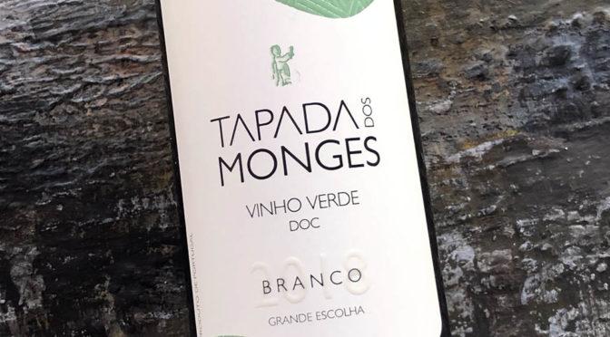 2018 Vinhos Norte, Tapada dos Monges Vinho Verde Branco, Minho, Portugal