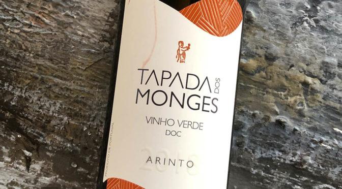 2018 Vinhos Norte, Tapada dos Monges Vinho Verde Arinto, Minho, Portugal