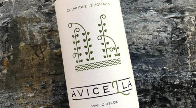 2018 Cinco Quintas, Avicella Vinho Verde Colheita Selecionada, Minho, Portugal