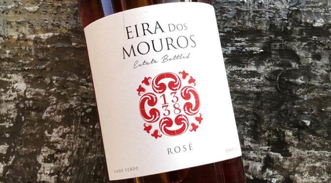 2018 Quinta de Carapeços, Eira dos Mouros Rosé, Minho, Portugal