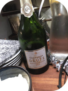 2011 Champagne Deutz, Blanc de Blancs, Champagne, Frankrig