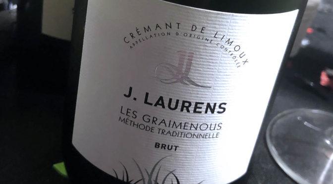 2017 J. Laurens, Le Graimenous Cremant Brut, Languedoc, Frankrig
