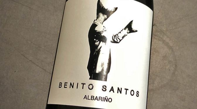 2017 Benito Santos, Albariño, Rías Baixas, Spanien
