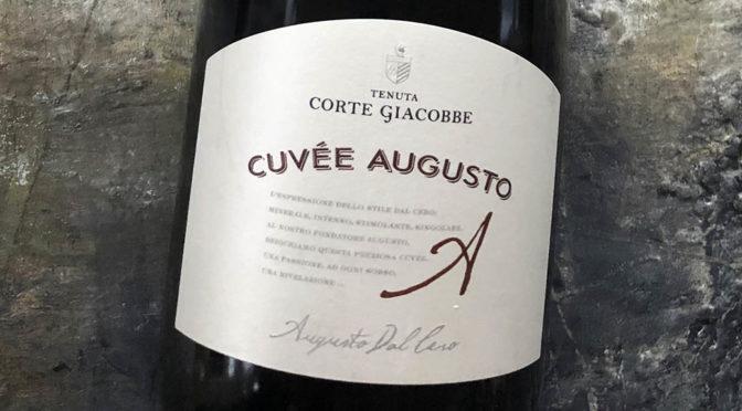 2013 Corte Giocobbe, Cuvée Augusto Lessini Durello Riserva Dossagio Zero, Veneto, Italien