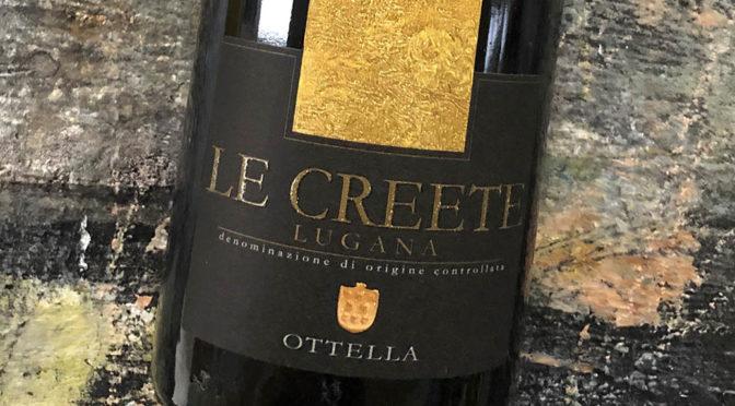 2018 Ottella, Le Creete Lugana, Veneto, Italien