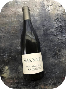 2015 Varner Wine, Los Alamos Vineyard Pinot Noir, Californien, USA