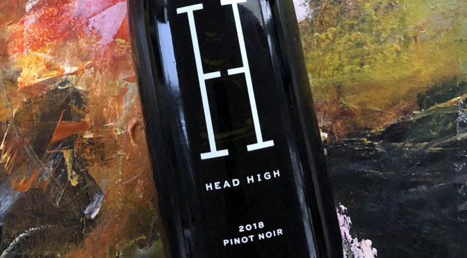 2018 High Head Wines, Sonoma County Pinot Noir, Californien, USA