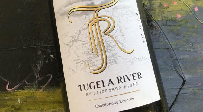 2017 Spioenkop Wines, Tugela River Chardonnay, Elgin, Sydafrika