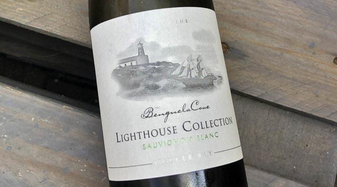 2018 Benguela Cove, Lighthouse Collection Sauvignon Blanc, Walker Bay, Sydafrika
