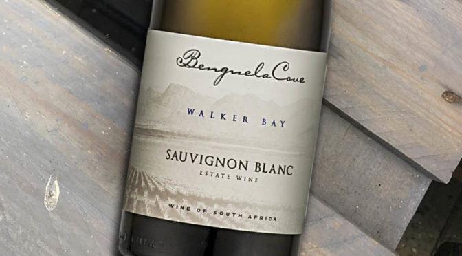 2018 Benguela Cove, Estate Sauvignon Blanc, Walker Bay, Sydafrika