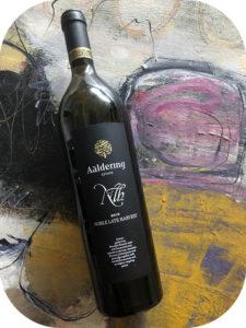 2016 Aaldering Vineyards & Wines, Noble Late Harvest, Stellenbosch, Sydafrika