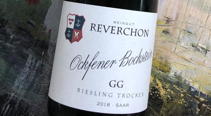 2018 Weingut Reverchon, Ockfener Bockstein Riesling GG, Mosel, Tyskland