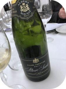2017 Albert Sounit, Crémant de Bourgogne Cuvée Prestige Brut, Bourgogne, Frankrig