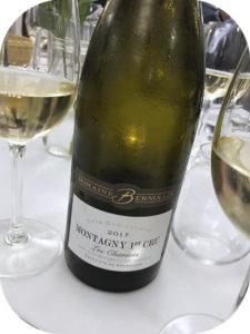 2017 Domaine Bernollin, Montagny 1. Cru Les Chaniots, Bourgogne, Frankrig