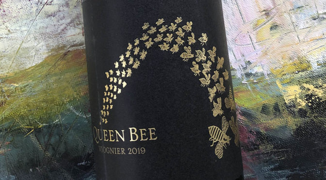 2019 Gabb Family Vineyards, Queen Bee Viognier, Western Cape, Sydafrika